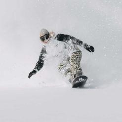 W' Snowboard