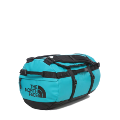 The North Face Base Camp Duffel S Fanfare Green / TNF Black
