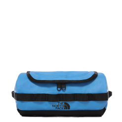 The North Face Base Camp Travel Canister S Clear Lake Blue / TNF Black