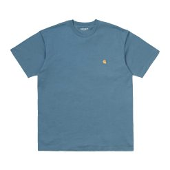 Carhartt Chase Combed Mossa/Gold